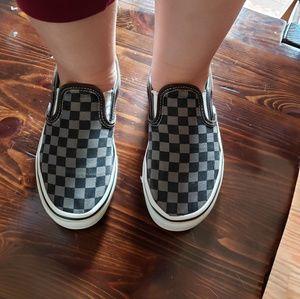 Van's shoes size 2.5